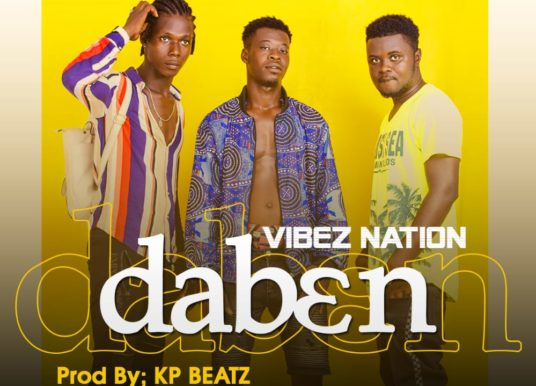 Vibez Nation – Da B3n (Prod By KP Beatz)